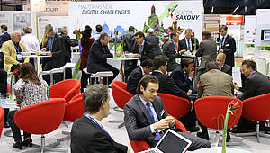 SEMICON Europa 2016 in Grenoble (Bildquelle: Silicon Saxony e. V.)
