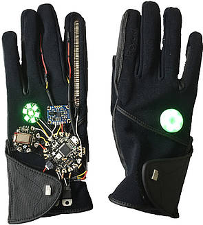 intelligenter Handschuh