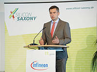 Martin Dulig on Silicon Saxony Day
