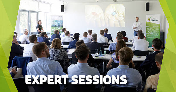 Silicon Saxony Day - Expert Sessions