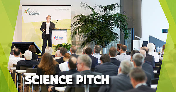 Silicon Saxony Day Science Pitch