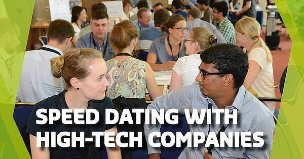 Speed Dating with High-Tech Companies