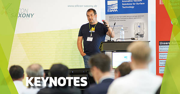 14th Silicon Saxony Day Keynotes