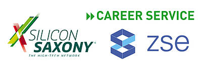 Logos Silicon Saxony, Career Service and ZSE