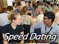 Speed Dating registration for companies