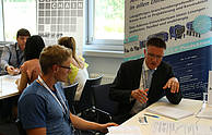 Silicon Saxony Day Speed Dating 2017