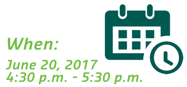 Science Pitch - Date and Time