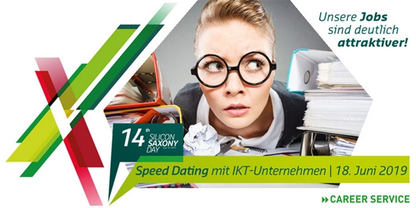 Speed-Dating-Konferenzen Datierung eines Fleischfresserers
