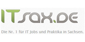[Translate to Englisch:] ITsax.de Logo