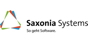 [Translate to Englisch:] Saxonia Systems Logo