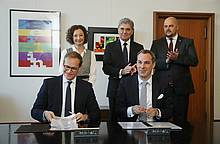 Siemens: €600 million – Siemens signs future pact for Germany as an industrial location