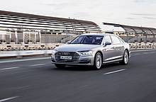 Infineon: World's first series production car with autonomous driving features