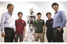 "Intel: Singapore Researchers Look to Intel Neuromorphic Computing to Help Enable Robots That ""Feel"""