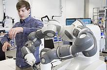 Bosch: Artificial intelligence - Germans see no reason to fear robot coworkers
