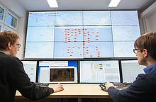 Siemens: The control center of the future