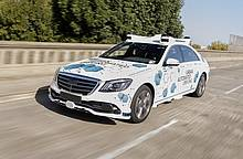 Bosch: Pilot project for automated ride-hailing service