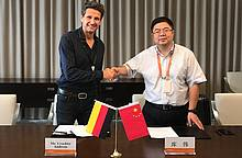 Infineon: Infineon and Alibaba Cloud Sign MoU on Internet of Things (IoT)