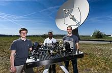 DLR: New world record in optical free-space data transmission