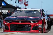 ANSYS: Richard Childress Racing Leverages ANSYS to Improve Racecar Speeds