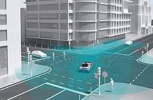 Bosch: Automated driving in cities