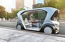 Bosch: Bosch presents tomorrow's mobility today