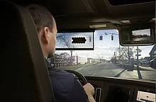 Bosch: New Virtual Visor greatly improves driver safety