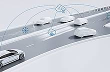 Bosch: In automated vehicles, the seat-of-the-pants feel comes from the cloud