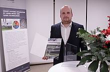Fraunhofer ENAS: Fraunhofer ENAS honors the development of highly accurate lifetime models in power electronics with Research Award