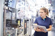 Bosch: Factories' future in connectivity