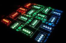 TU Dresden: Organic light-emitting diodes become brighter and more durable
