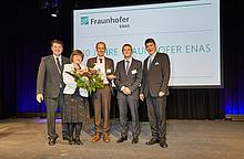 Fraunhofer ENAS: Development of technologies for 3D integration in MEMS applications