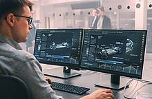 Bosch: Bosch pools its software and electronics expertise in one division