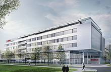 Bosch: Foundation stone for factory of the future