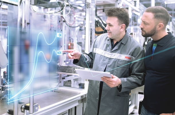 Bosch: Bosch sets the stage for the factory of future