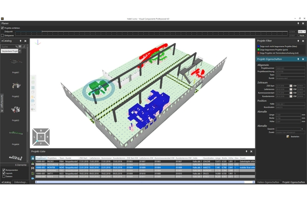 DUALIS: Neue Planungssoftware AREAPLAN