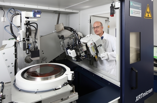 Fraunhofer IISB: Advanced X-ray Topography Tool Offers More Insights into Semiconductor Material Quality