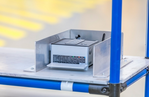 Fraunhofer: Detecting disruptions in manufacturing operations early