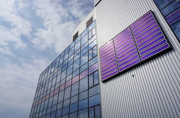 Heliatek:  The key to a sustainable building façade