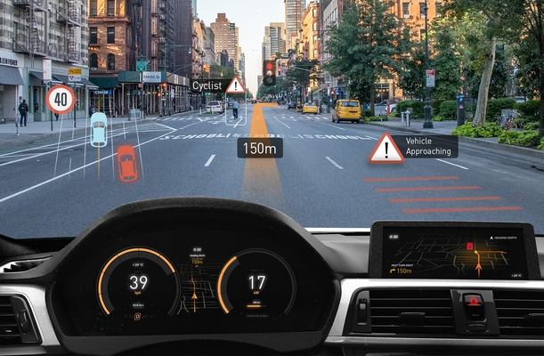 Infineon: Revolutionizing augmented reality with new MEMS scanner for eyeglasses and head-up displays