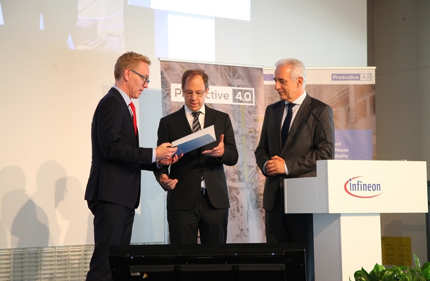 """Infineon: Microelectronics for connected production: Infineon launches """"Productive4.0"""" research project in Dresden"""
