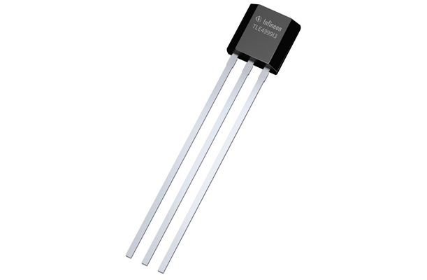 Infineon: World's first monolithically integrated linear Hall sensor for ASIL D systems