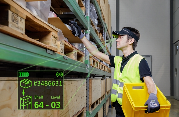 Fraunhofer FEP: Tragbare Augmented-Reality