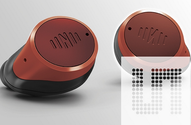 """ams: The world's first high performance """"true wireless"""" ANC earbud is powered by ams' best in-class ANC technology"""
