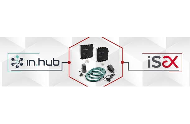 iSAX: in.hub & iSAX bündeln Know-how für Industrie-4.0-Systeme