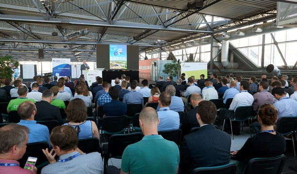 Impressions of the 14th. Silicon Saxony Day