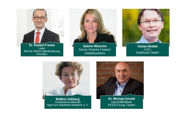 Five new members join the Board of Silicon Saxony e. V.